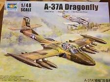 Trumpeter 1/48 A-37A Dragonfly