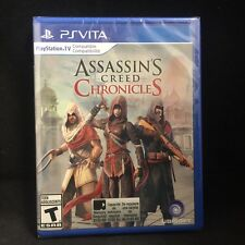Assassin's Creed Chronicles (Sony PlayStation Vita) Brand New / Region Free