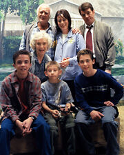 Malcom In The Middle TV Show Cast 10x8 Photo