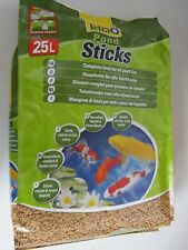 Tetra Pond Fish Stick 25L / 3000g - Posted Today if Paid Before 1pm