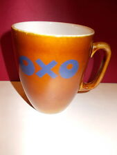 2 X Collector mug OXO - Boch made in Belgium
