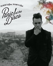 "007 Panic! at the Disco - American Pop Rock Music Band 14""x18"" Poster"