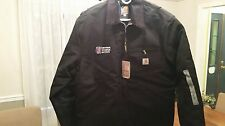NWT Carhartt blanket-lined jacket sizeLarge tall new coat J001 Made In USA