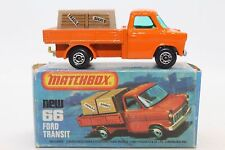 Matchbox Lesney No 66 New Ford Transit - Made In England
