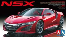 Tamiya 1:24 Honda NSX Plastic Model Kit 24344 TAM24344