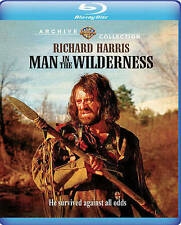 Man in the Wilderness (Blu-ray Disc, 2016)