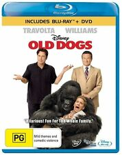 Old Dogs Blu-ray Discs NEW