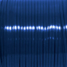 100 YARDS (91m) SPOOL NAVY REXLACE PLASTIC LACING CRAFTS CYBERLOX