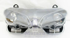 Mutazu Motorcycle Headlight Assembly Headlamp Light For Ducati 1098 2007-2009