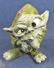 """Troll a supernatural being in Norse mythology figurine """"Ollie"""""""