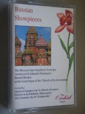 Russian Showpieces - The Mexican State Symphony Orchestra Tape Cassette