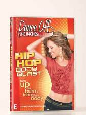 Dance off the Inches: Hip Hop Body Blast * NEW DVD * burn tone entire body