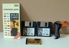 Psion Dacom 56k+ Fax Modem Gold Card Multi-function PC Card GSM & ISDN Ready