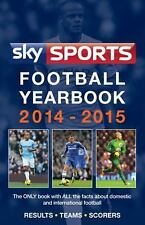 Sky Sports Football Yearbook 2014-2015 (Sky Sports Football Yearbook (Hardback)