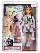 Project Mc2 Adrienne's Perfume Doll with Experiment