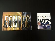 James Bond 50: Celebrating 5 Decades of Bond 23 DVD + SKYFALL Collector Book NEW