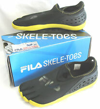 FILA SKELE-TOES Men's 13 All Terrain Minimalist Barefoot Shoes Trail Water