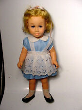 SPEAKS FRENCH-   Canadian-Chatty-Cathy-Doll-BLUE--EYES-Blonde-Bob-  ALL ORIGINAL