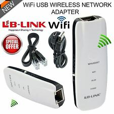 New XBOX Wifi Wireless Network Adapter USB  For Xbox 360 & PS3 Consol Smart TV