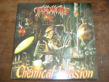 TANKARD Chemical invasion GATEFOLD LP + POSTER