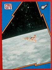 Thunderbirds PRO SET - Card #030 - Thunderbird 3 in Space - Pro Set