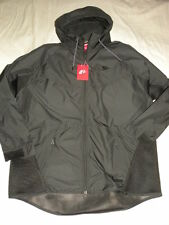 NEW SZ 3XL MENS NIKE TECH HYPERMESH WINDRUNNER BLK JACKET $180 826068 010