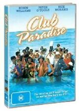 CLUB PARADISE (1985 Robin Williams)   - UK Compatible - New & sealed
