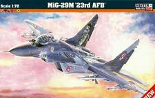 MiG-29 M  HALF PRICE ! (POLISH, CZECH, GERMAN & UKRAINIAN MKGS) 1/72 MISTERCRAFT