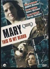 DVD - MARY - THIS IS MY BLOOD - Erstauflage mit Pappschuber - Abel Ferrara