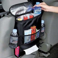 Car Seat Back Temperature Insulation Organizer Pocket Travel Storage Bag Dulcet
