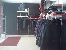 mobili scaffalature per negozio abbigliamento