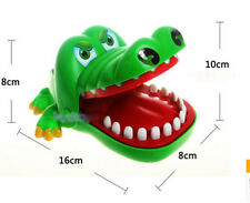 Funny Crocodile Mouth Dentist Bite Finger Game Joke Trick Gadget Novelty Kid Toy