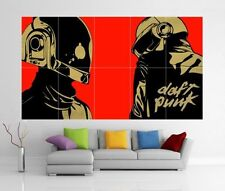 Daft Punk Get Lucky Random Access Memories Gigante Pared Arte Foto Cartel j182