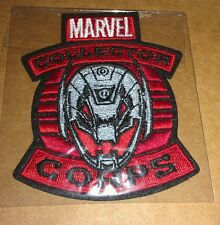 Exclusive! Marvel Collector Corps Avengers Ultron Patch. New. Sealed in plastic