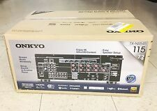 Onkyo TX-NR545 805W 7.2-Channel Network-Ready 4K 3D A/V Home Theater Receiver