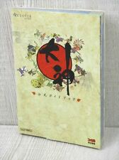 OKAMI Official Guide PS2 Book EB84*