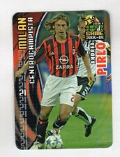 figurina PANINI CALCIO CARDS GAME 2005-06 N. 116 MILAN PIRLO