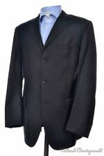 ARTHUR & FOX Boglioli Solid Gray Loro Piana Wool Blazer Sport Coat Jacket - 42 R