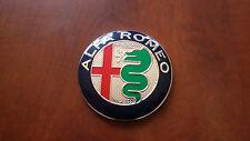 Nuovo Fregio Logo 2016 ALFA ROMEO Giulia 147 156 159 Mito Giulietta GT Emblema