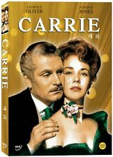 Carrie (1952) DVD (Sealed) ~ Laurence Olivier