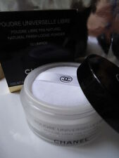 10 LIMPIDE CHANEL POUDRE UNIVERSELLE NATURAL FINISH LOOSE POWDER 30g NEW IN BOX