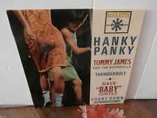 "tommy james and the shondells""hanky panky""-ep7""or.fr.roulette:vrex65044.de 1966."
