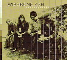 WISHBONE ASH : DISTILLATION. COMPLETE 4CD/BOOK/BOX SET COLLECTION on Repertoire!