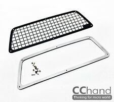 Metal Rear window grille For TAMIYA 1/10 scale Hilux RC4WD TF2 TOYOTA Buriser