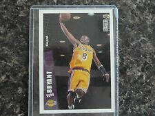 1996 - 1997 Upper De.ck Collector's Choice Kobe Bryant Los Angeles Lakers #267..