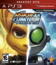 Ratchet & Clank Future: Tools of Destruction PS3 New Playstation 3