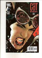 Catwoman Issue #52 Adam Hughes Cover  NM 9.4 Hot Artist
