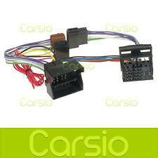 Audi A3 Hands Free Parrot/Bluetooth ISO Adaptor Lead Connector Harness