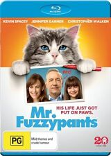 Mr. Fuzzypants NEW B Region Blu Ray