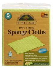 If You Care Sponge Cloths - 5 Pieces